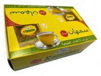 I lOVE HUMMUS Samahan prírodný bylinný nápoj 100 vrecúšok
