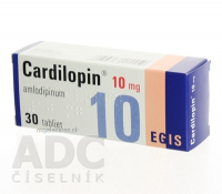 CARDILOPIN 10 mg tbl 1x30 ks