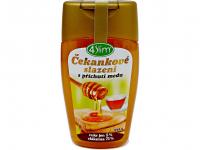 4SLIM Čakankové sladenie s príchuťou medu 250 g