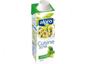 ALPRO Soya Cuisine Sójová alternatíva ku smotane 250 ml