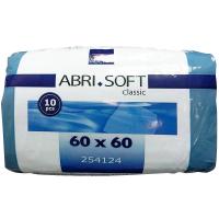 ABRI SOFT Inkontinenčné podložka Abri Soft 60 x 60 cm 10 ks