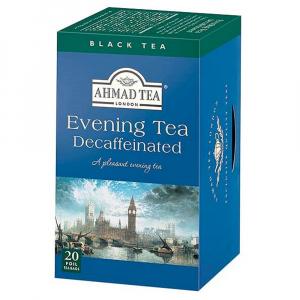 AHMAD TEA Evening Tea Decaffeinated 20 sáčkov alupack