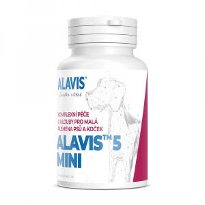 ALAVIS 5 pre psy a mačky 90 tabliet MINI