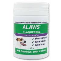 ALAVIS Plaque Free pre psov a mačky 40 g