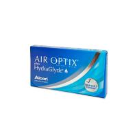 ALCON Air Optix Plus HydraGlyde 6 šošoviek, Počet dioptrií: -0,5, Počet ks: 6 ks, Priemer: 14,2, Zakrivenie: 8,6