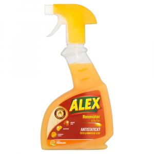 Alex sprej na nábytok pomaranč 375ml / 500ml