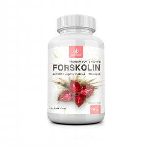 ALLNATURE Forskolin Premium forte 400 mg 60 kapsúl