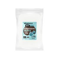 ALLNATURE Kokosové mlieko sušené BIO 100 g