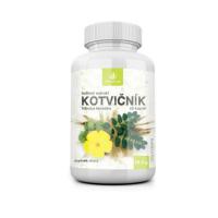 ALLNATURE Kotvičník bylinný extrakt 60 kapsúl