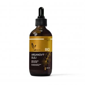 ALLSKIN Arganový olej BIO 100 ml