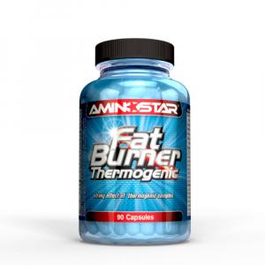 AMINOSTAR Fat burner Thermogenic 90 kapsúl