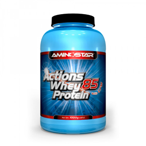 Aminostar Whey proteín actions 85 banán 1000 g