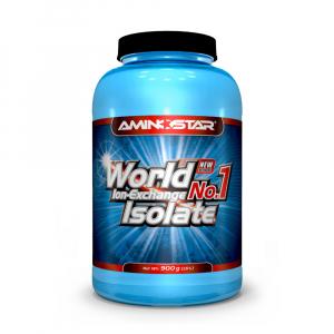AMINOSTAR World No.1 prášok - vanilka 0,9 kg