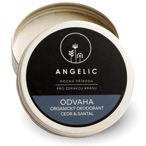 "ANGELIC ""Organický dezodorant Céder & Santal"" 50 ml"