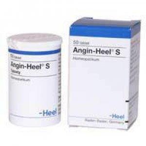 ANGIN-HEEL S 50 tabliet