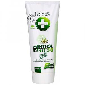 ANNABIS Mentol Arthro gél 200 ml
