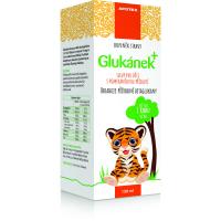 APOTEX Glukánek sirup pre deti 150 ml