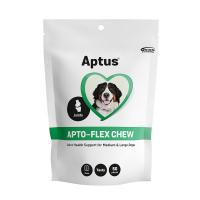 APTUS Apto-flex Chew pre stredných a veľkých psov 50 žuvacích tabliet