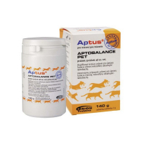 APTUS Aptobalance Pet prášok pre psov a mačky 140 g