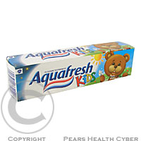 AQUAFRESH KIDS 50ML ZUBNÁ PASTA