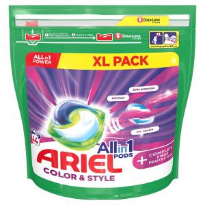 ARIEL kapsule Allin1 Pods + Complete Fiber Prote 44 PD