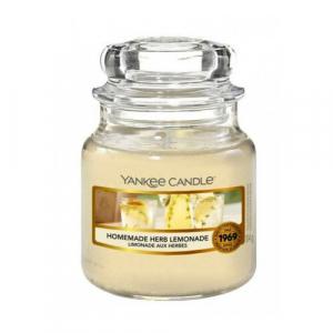 YANKEE CANDLE Classic malá Sviečka Homemade Herb Lemonade 104 g