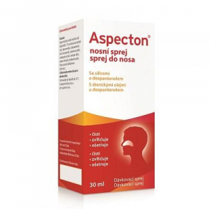APOTEX Aspecton sprej do nosa 30 ml