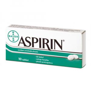 ASPIRIN® 500 mg 10 tabliet