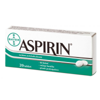 ASPIRIN® 500 mg 20 tabliet