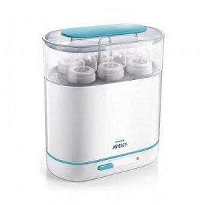 PHILIPS AVENT Sterilizátor parný elektrický 3 v 1