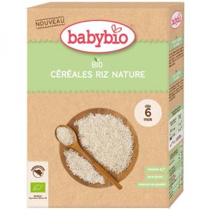 BABYBIO Nemliečna ryžová kaša BIO 200 g