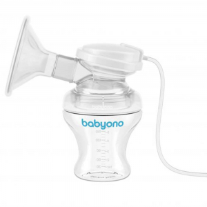 BABYONO Odsávačka materského mlieka elektrická Natural Nursing