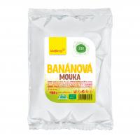 WOLFBERRY Banánová múka BIO 400 g