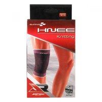 Bandáž kolena - textil - veľkosť M