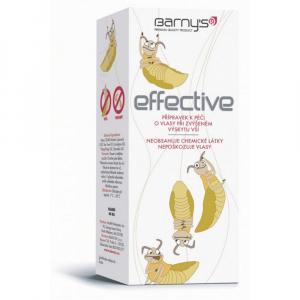 BARNY'S Effective na vši 60 ml