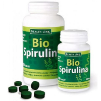 HEALTH LINK Bio Spirulina 100 tabliet
