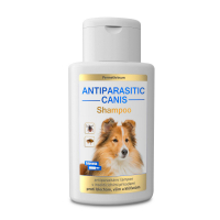 Šampon Antiparasitic Cannis 200 ml a.u.v.