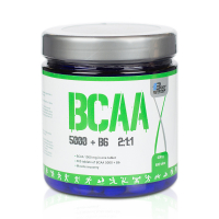 BODY NUTRITION BCAA 5000 + B6 2:1:1 500 tabliet