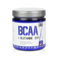 BODY NUTRITION BCAA + Glutamine citrón 400g