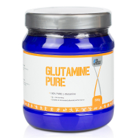 BODY NUTRITION Glutamine pure 100% micronized natural 500 g