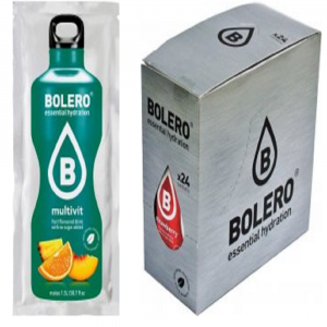 BOLERO Instantný nápoj Multivit 8 g