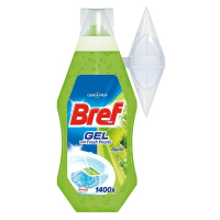 BREF WC gel 360ml / 400ml Apple