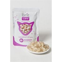 Brit Care Cat kapsa Seabream Pouch 80g