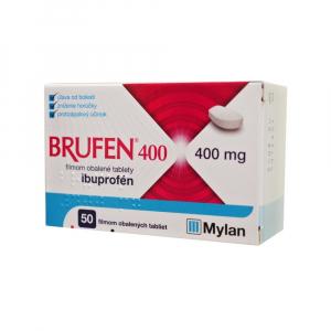 BRUFEN 400 mg 50 tabliet