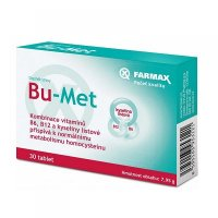 FARMAX Bu–Met 30 tabliet