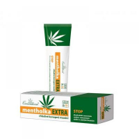 CANNADERM Mentholka Extra gél chladivé konopné mazanie 150 ml