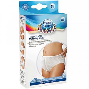 CANPOL BABIES Jednorazové materské nohavičky veľ. L/XL 9600 5 ks