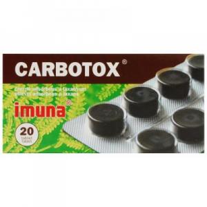 CARBOTOX 320 mg 20 tabliet