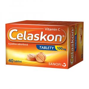 CELASKON tablety 100 mg 40 tabliet