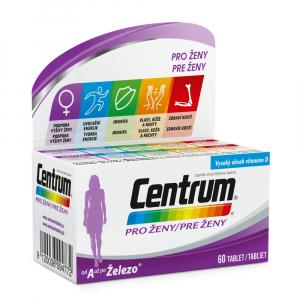 CENTRUM Pre ženy 60 tabliet